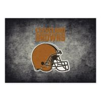 Milliken NFL Cleveland Browns 3-foot 10-Inch x 5-Foot 4-Inch Area Rug