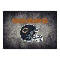 Milliken NFL Chicago Bears 3-foot 10-Inch x 5-Foot 4-Inch Area Rug
