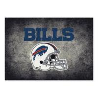 Milliken NFL Buffalo Bills 3-foot 10-Inch x 5-Foot 4-Inch Area Rug