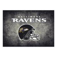 Milliken NFL Baltimore Ravens 3-foot 10-Inch x 5-Foot 4-Inch Area Rug