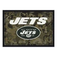 Milliken NFL New York Jets 5-Foot 4-Inch x 7-Foot 8-Inch Area Rug