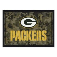 Milliken NFL Green Bay Packers 5-Foot 4-Inch x 7-Foot 8-Inch Area Rug