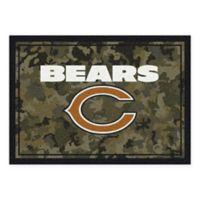 Milliken NFL Chicago Bears 5-Foot 4-Inch x 7-Foot 8-Inch Area Rug