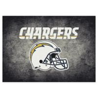 Milliken NFL San Diego Chargers 5-foot 4-Inch x 7-Foot 8-Inch Area Rug