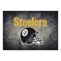 Milliken NFL Pittsburgh Steelers 5-foot 4-Inch x 7-Foot 8-Inch Area Rug