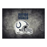 Milliken NFL Indianapolis Colts 5-foot 4-Inch x 7-Foot 8-Inch Area Rug