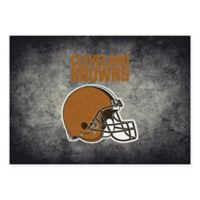 Milliken NFL Cleveland Browns 5-foot 4-Inch x 7-Foot 8-Inch Area Rug
