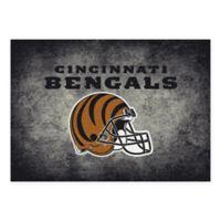 Milliken NFL Cincinnati Bengals 5-foot 4-Inch x 7-Foot 8-Inch Area Rug