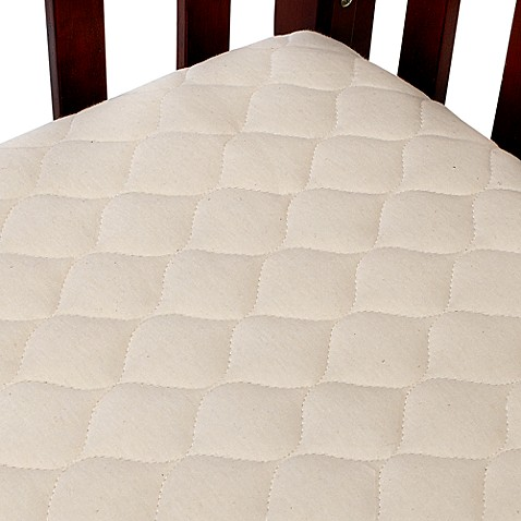 Tl Care 174 Waterproof Crib Fitted Mattress Cover Made With