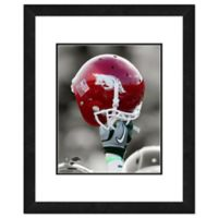 University of Arkansas Team Helmet Framed Photo