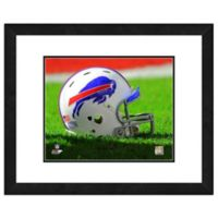 NFL 18-Inch x 22-Inch Buffalo Bills Helmet Framed Photo