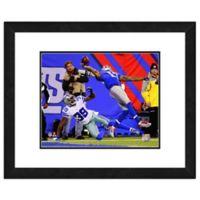 NFL 18-Inch x 22-Inch Odell Beckham Jr. New York Giants Framed Photo