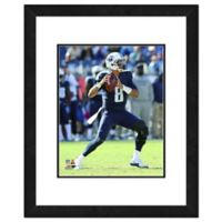NFL 18-Inch x 22-Inch Marcus Mariota Tennessee Titans Framed Photo