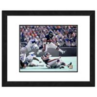 NFL 18-Inch x 22-Inch Walter Payton Chicago Bears Framed Photo