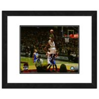 NBA Framed 11-Inch x 14-inch Basketball Legends LeBron JamesPhoto