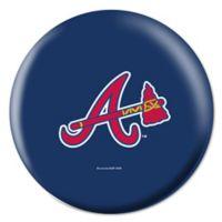 MLB Atlanta Braves 8 lb. Bowling Ball