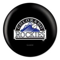 MLB Colorado Rockies 10 lb. Bowling Ball