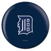 MLB Detroit Tigers 16 lb. Bowling Ball