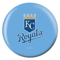 MLB Kansas City Royals 15 lb. Bowling Ball