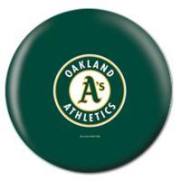MLB Oakland Athletics 14 lb. Bowling Ball