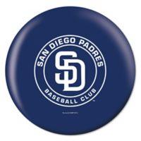 MLB San Diego Padres 14 lb. Bowling Ball