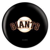 MLB San Francisco Giants 14 lb. Bowling Ball