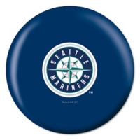 MLB Seattle Mariners 8 lb. Bowling Ball