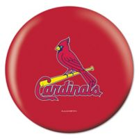 MLB St. Louis Cardinals 15 lb. Bowling Ball