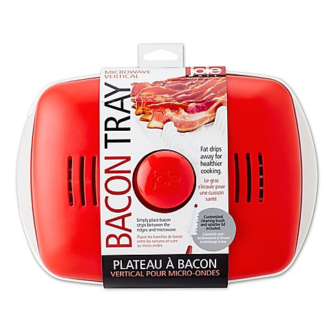 Microwave Bacon Tray Bed Bath Beyond