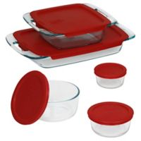 Pyrex® 10-Piece Glass Bake and Store Set