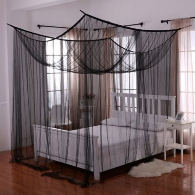 4 Poster Canopy Bed buy poster canopy bed from bed bath & beyond