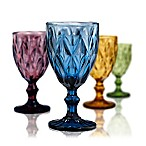 Artland® Highgate 14 oz. Goblet Glasses (Set of 4)