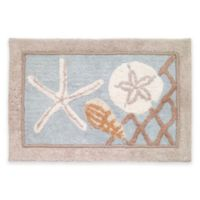 Avanti Sea Glass 20-Inch x 30-Inch Bath Rug