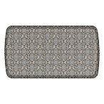 GelPro Elite Decorator Damask 20-Inch x 36-Inch Kitchen Mat in Dove Grey