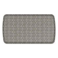 GelPro Elite Decorator Damask 20-Inch x 36-Inch Kitchen Mat in Dove Grey