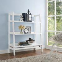 Crosley Furniture Landon Bookcase in White