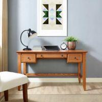 Crosley Furniture Campbell Desk in White
