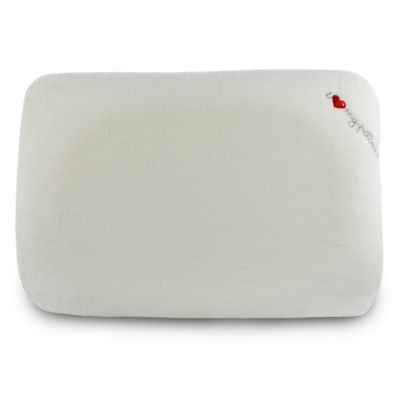 signature contour memory foam king bed pillow