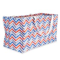 Household Essentials® Krush Rectangle Container in Chevron