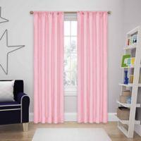 SolarShield® Kate 95-Inch Rod Pocket Room Darkening Window Curtain Panel in Bouquet