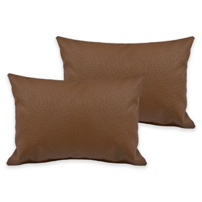 Buy Indoor Outdoor Pillows from Bed Bath & Beyond