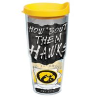 Tervis® University of Iowa Hawkeyes 24 oz. Statement Wrap Tumbler with Lid