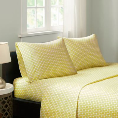 Buy Yellow Comforter Sets Twin From Bed Bath Amp Beyond