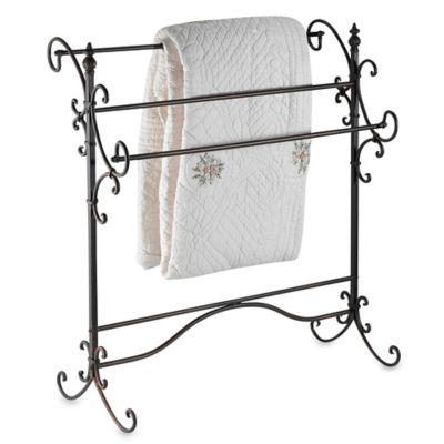 Buy Blanket Rack From Bed Bath Beyond