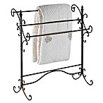 Iron Blanket Rack