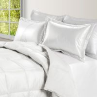 PUFF Down Alternative Ultra Light Indoor/Outdoor Full/Queen Comforter in White
