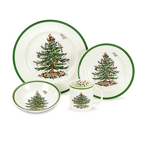 Spode Christmas Tree Dinnerware Collection Bed Bath Beyond