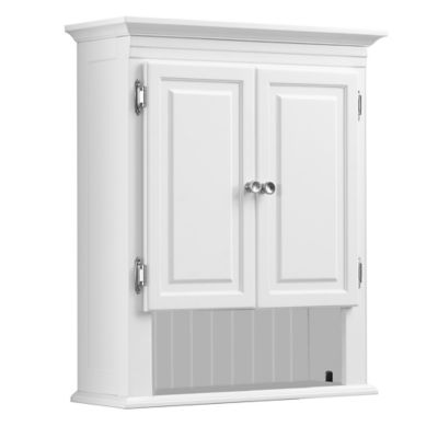White Bathroom Wall Cabinets buy wall cabinets bathroom from bed bath & beyond