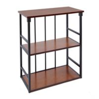 Silverwood 3-Tier Wall Shelf in Oil Rubbed Bronze