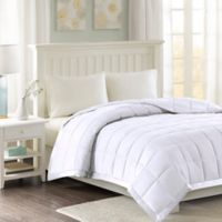 fbd588e3cf Madison Park Windom Microfiber King Blanket in White